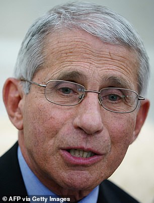 Dr Fauci has said that an early approval for a vaccine is possible if there is overwhelmingly positive data that a coronavirus vaccine works and is safe, but says chances of that happening by the end of next month are slim