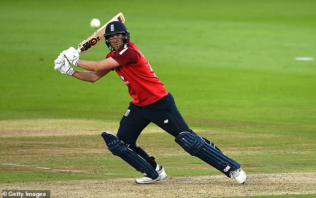 Dawid Malan crashed 66 runs for England as they set Australia a target of 163 to win first T20