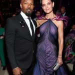 Katie Holmes looks smitten while enjoying wine and dinner with chef Emilio Vitolo Jr.