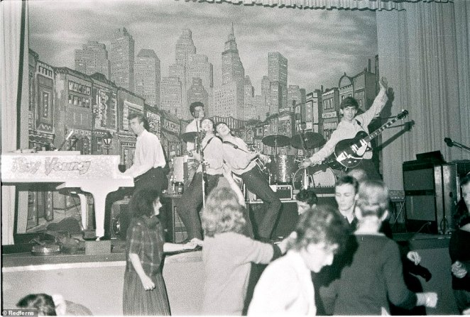 Come together: The Beatles and Roy Young at the Star Club, Hamburg, in 1962