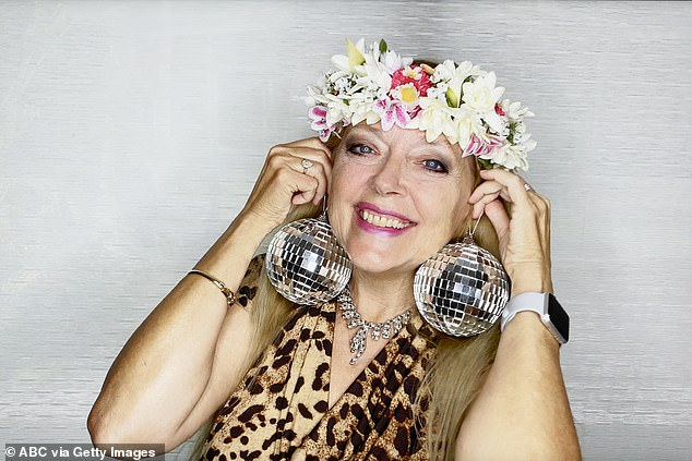 Excited: As her official portrait was revealed, Carole, 59, said she's excited for viewers to see the real her and not the 'husband killer' she was made out to be on the hit Netflix documentary