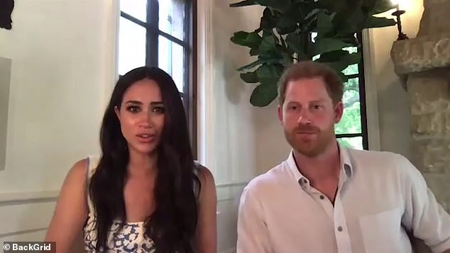 The Duke, 35,  and Duchess of Sussex, 39, are 'operating' in a way they have been 'desperate to for some time' after being 'held back by tradition and hierarchy' in the royal family, their biographer has claimed.