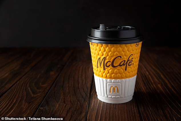 A McDonald's spokesman saidbarista training is to ensure takeaway cup lids are fitted properly, and there are warnings on cups that the contents may be hot