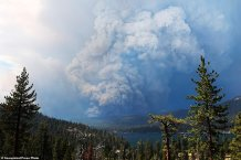 150 People Trapped by Raging Wildfire in Sierra National Forest Have Been Told They May Have to Jump Into the Water to Survive