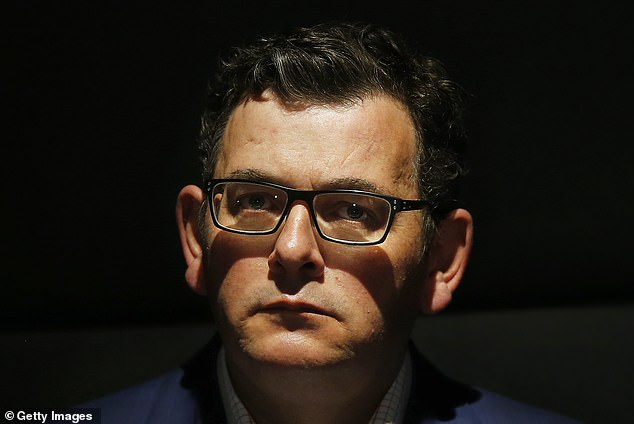 Victoria Premier Daniel Andrews (pictured) has come under more scruntiny after releasing his road map out of lockdown on Sunday