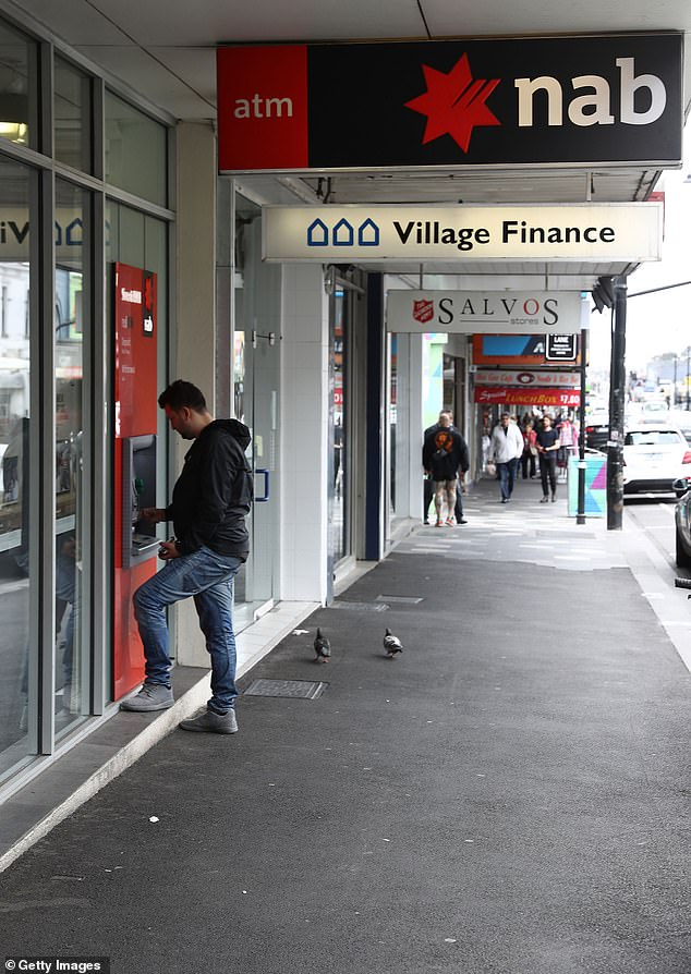 National Australia Bank chief executive Ross McEwan last month suggested home borrowers who couldn't repay their loans should consider selling their house. On Sunday, the boss of Australia's biggest business lender cautiously called for Victorian businesses to be allowed to reopen as the state government released a road map