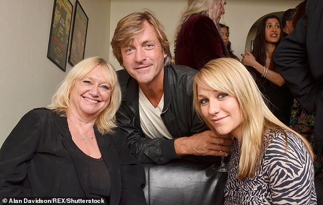 """She said: """"I was accused of nepotism because I was Richard and Judy's daughter.  It was true, so it hurt.  Now I built my own thing, I feel a lot stronger '"""
