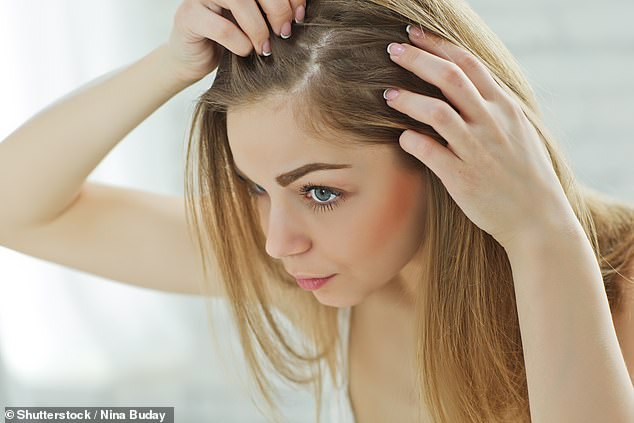Hair loss is linked to a wide range of medical problems, generally affecting the hair growth cycle or the hair follicle itself [File photo]