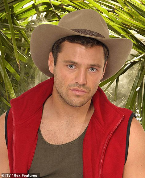 On the up:After leaving the show, Mark went on to star on I'm A Celebrity, before scooping a career as a TV presenter and fitness mogul