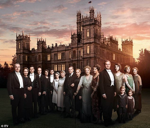 Guildford-born Croucher received two Emmy nominations for his work on series five and six of Downton Abbey