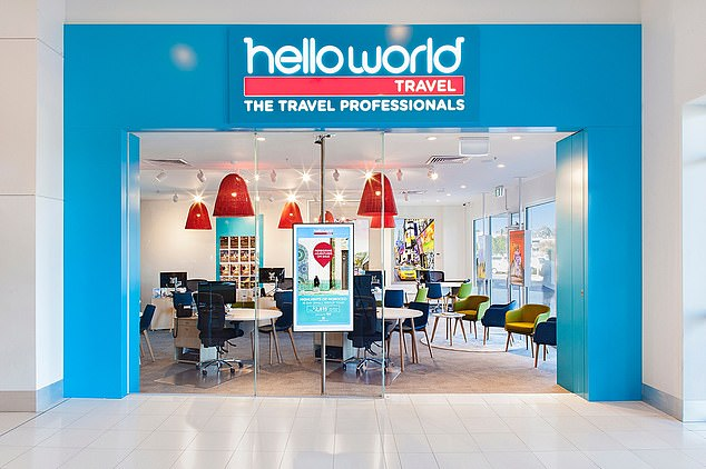 Helloworld staff hot by the COVID disaster have been moved into Victoria's contact tracing team