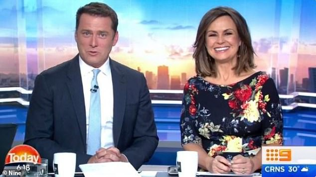 What year is it? On Monday, Today delivered its closest five-city metro result compared to Sunrise since Lisa Wilkinson (right) was Karl's co-host in 2017 - trailing by just 8,000 viewers