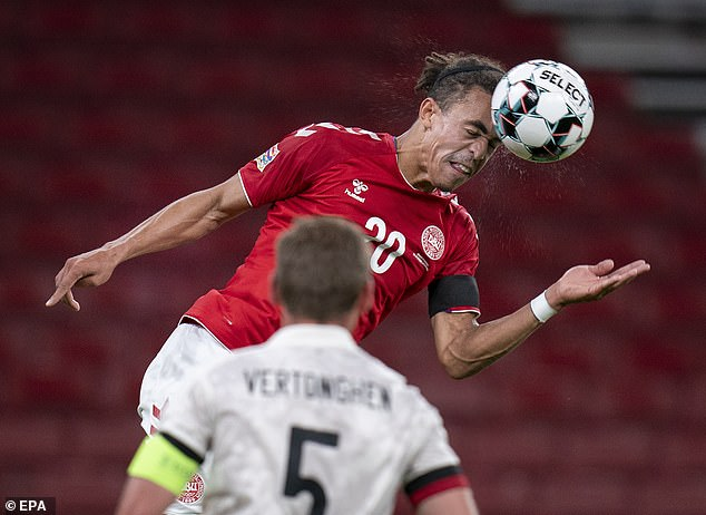 In Denmark there have been some positive effects from the introduction of the Nations League