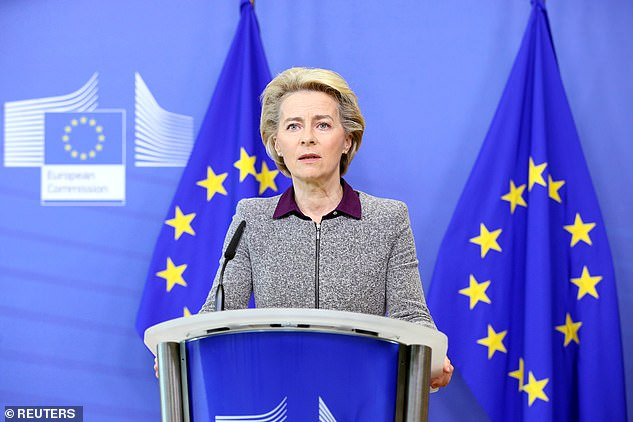 European Commission president Ursula von der Leyen warned there could be no backtracking by the UK on its previous commitments if it wanted to reach a free trade agreement