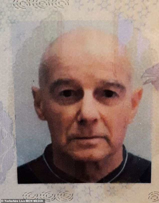 Harry Harvey was reported missing in the Gunnerside area of Richmondshire, North Yorkshire, at around 1.30pm on Sunday. The pensioner, described as a 'competent hiker', was miraculously found alive by a wildlife photographer earlier this morning