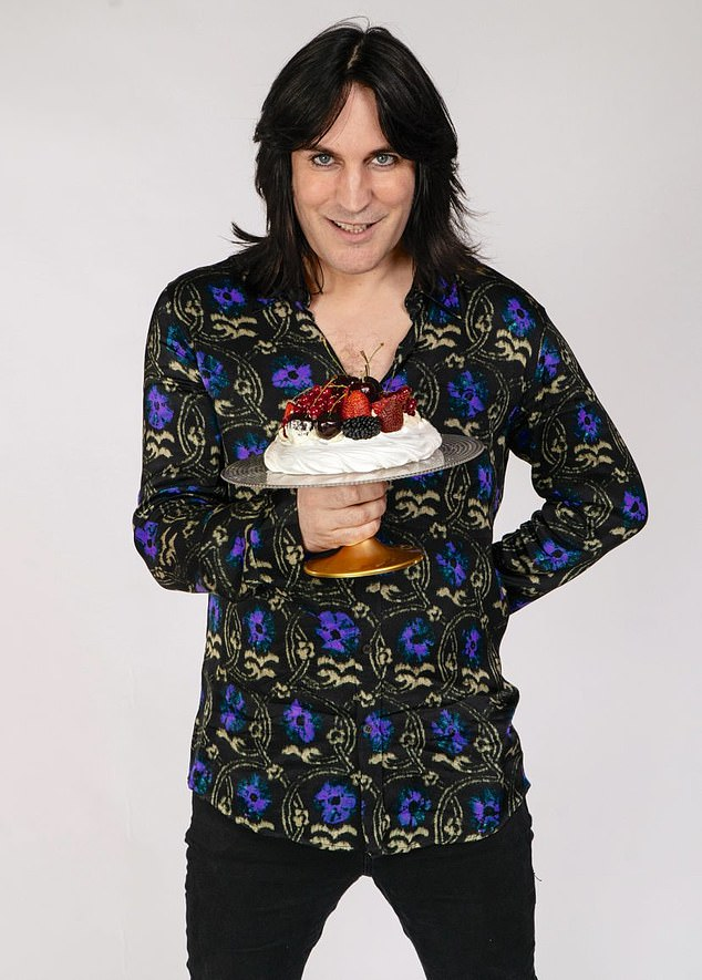 Paul said it got very emotional when someone left because the team became very tight, while living together. Pictured: Host Noel Fielding, 47,