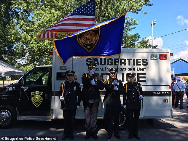 Since June 2016, Saugerties police have arrested Diliberto a total of 106 times. The vast majority of those arrests have been made under the New York State Mental Hygiene Law 9.41, the police department said