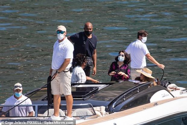 Family affair: Beyonce and Jay-Z's eldest child, Blue Ivy, did not appear to join them