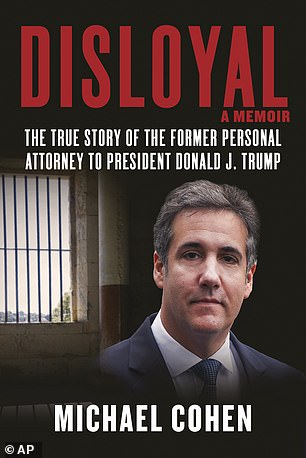The President¿s former personal lawyer¿s new book Disloyal contains details of Cohen acting as Trump¿s fixer, dealing with numerous claims of infidelity against Trump