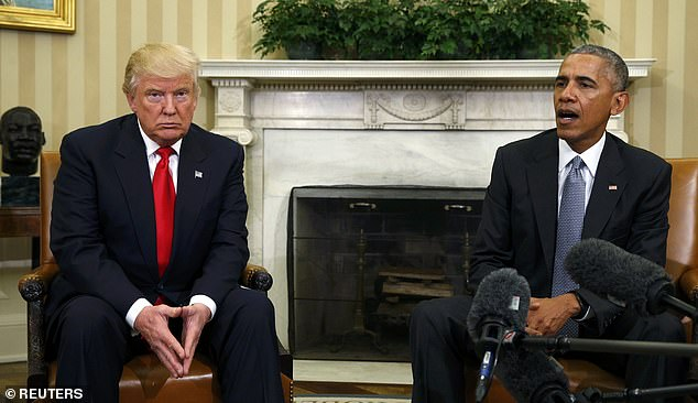 Cohen also writes about Trump¿s deep hatred of Barack Obama, which festered long before Trump decided to run for president. According to Cohen, Obama¿s election victory of 2008 was a ¿cataclysm¿ for Trump