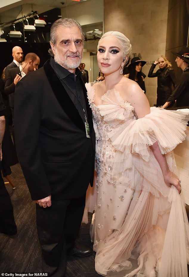 Lady Gaga's father Joe Germanotta is among restaurant owners who have joined a class action lawsuit suing Cuomo and de Blasio