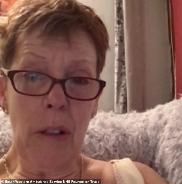 Tracy Higginbottom was spat on while taking a young woman to hospital in an ambulance during a night shift in North Cornwall