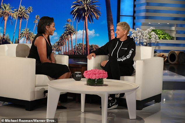 She's back: Ellen DeGeneres has revealed her 'toxic' talk-show will return this month despite ongoing investigation into workplace scandal... and her first guest will be Tiffany Haddish