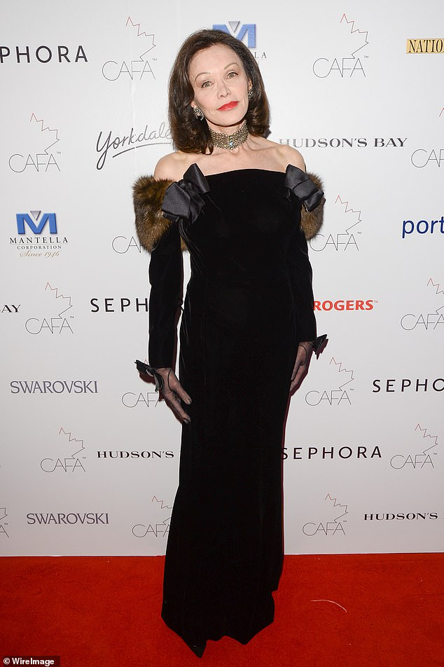 Barbara Amiel attends the 2nd Annual Canadian Arts And Fashion Awards held at the Fairmont Royal York Hotel on January 31, 2015 in Toronto, Canada