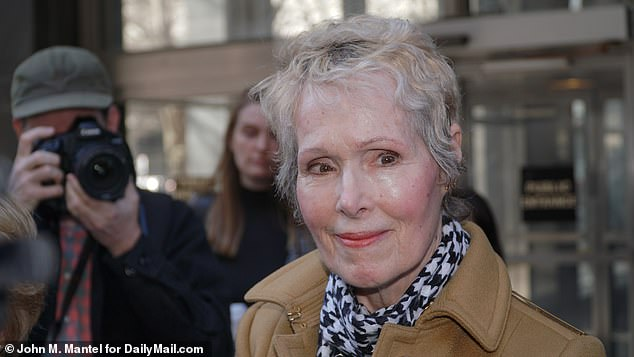 E. Jean Carroll claims Donald Trump raped her in the 1990s and has sued Donald Trump for defamation after he said she was lying. The U.S. Justice Department filed a memo seeking to take over the defense
