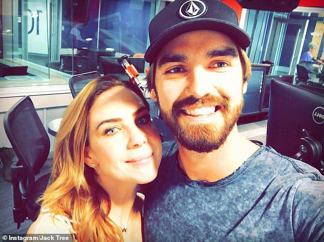 Job cuts: On Tuesday, Radio Today confirmed that Nova had decided to cut local workdays in Brisbane and Adelaide. Pictured: Nova hosts Kate Ritchie (who is not affected) and Jack Tree