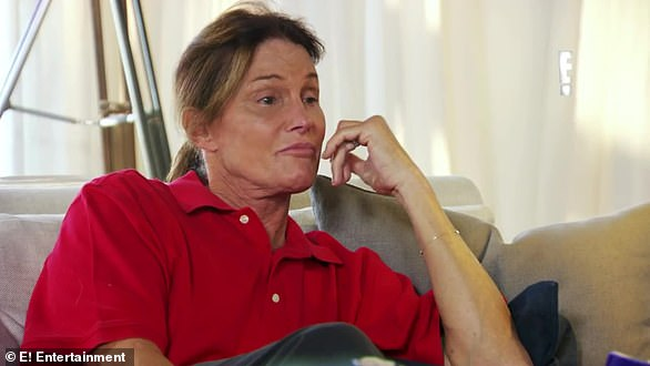 Plans revealed: Caitlyn Jenner (then known as Bruce) revealed plans to transition to her daughters in a tearful season 10 special