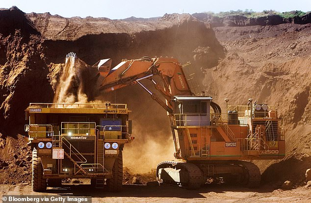 Ms McGowan on Wednesday said BHP 'has set the benchmark' and called on the mining industry to 'follow BHP's lead'