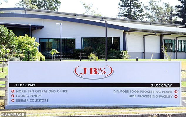 The job cuts at JBS Dinmore, which is one of Ipswich's largest employers, comes after the company failed to convince Federal Treasurer Josh Frydenberg to make a JobKeeper exemption