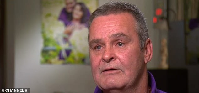 Peter Marrell (pictured) has claimed he was sacked for taking a day off to take a coronavirus test