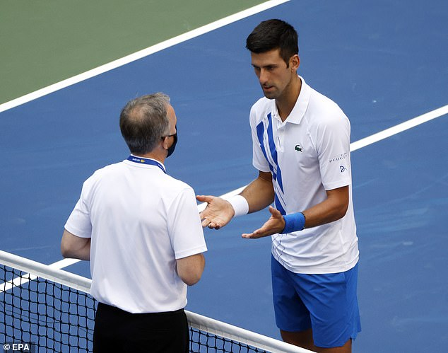 Novak Djokovic Admits He May Act Recklessly Again After Being Kicked Out Of The Us Open Worldauthenticnews Com