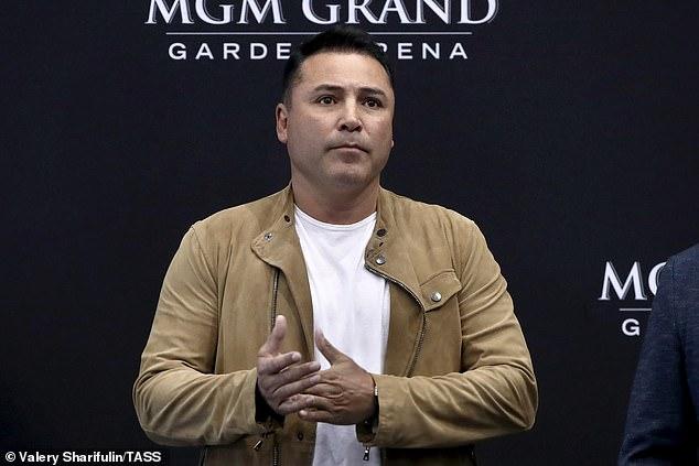 Alvarez has filed a complaint againstOscar De La Hoya, Golden Boy Promotions and DAZN