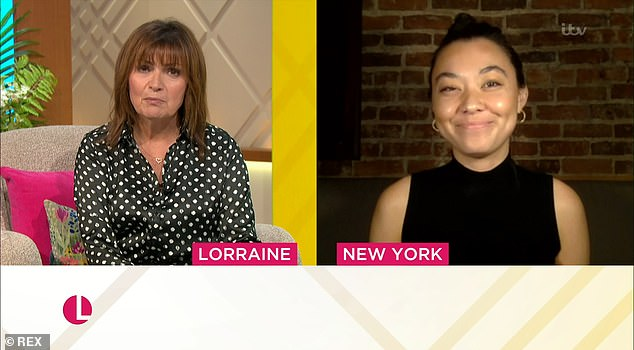 Speaking today, Chanel explained to host Lorraine Kelly how after 'gutting herself' in the statement, she felt 'humiliated' when Turner received such a short sentence