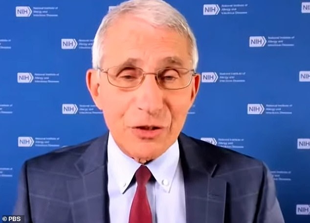 Dr Anthony Fauci says it is unlikely the United States will have a coronavirus vaccine ahead of November's presidential election but he is optimistic there will be one by the end of the year