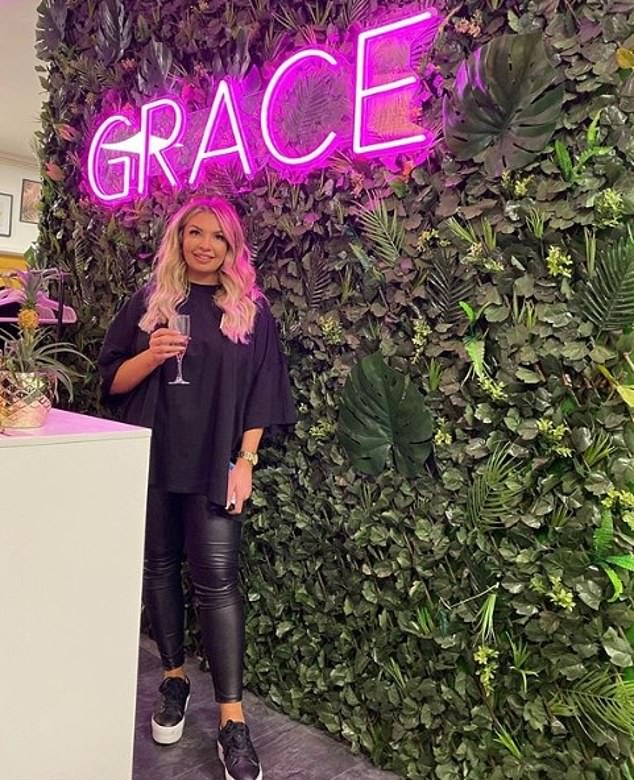 Beauty entrepreneur Grace Poston-Miles is the owner of the Grace Hair and Beauty salon in Chichester, West Sussex. She fears the new rules could make customers too scared to come into the salon