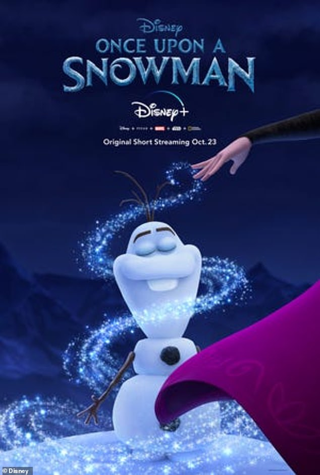 Questions answered: The upcoming addition to the Frozen franchise will also tackle the scene stealer's 'first steps as he comes to life and searches for his identity in the snowy mountains outside Arendelle' and love of summer, according to Deadline