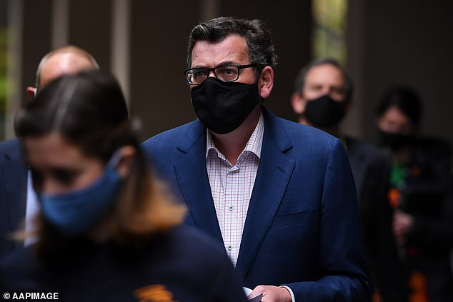 Victorian Labor Premier Daniel Andrews' Stage Four lockdowns are financially hurting young, growing families in the suburbs and the prospect of more restrictions risks causing more businesses to close