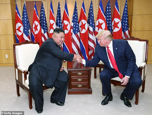 In 27 letters obtained by Bob Woodward for his new book Rage, Kim repeatedly calls Trump 'Your Excellency' and writes that the 'deep and special friendship between us will work as a magical force'