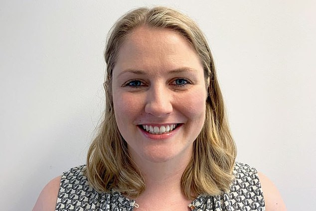 Manager of Butterfly Foundation's National Helpline Juliette Thomson (pictured) said the added stress from restrictions and lockdown has seen an increase in people seeking help