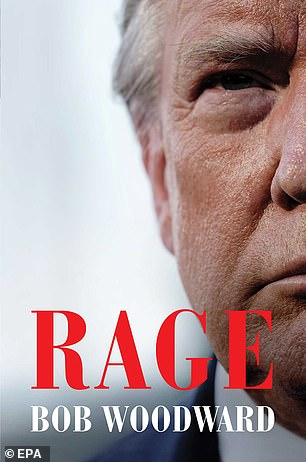 Bob Woodward's book 'Rage,' his second on Trump's presidency, comes out on September 15