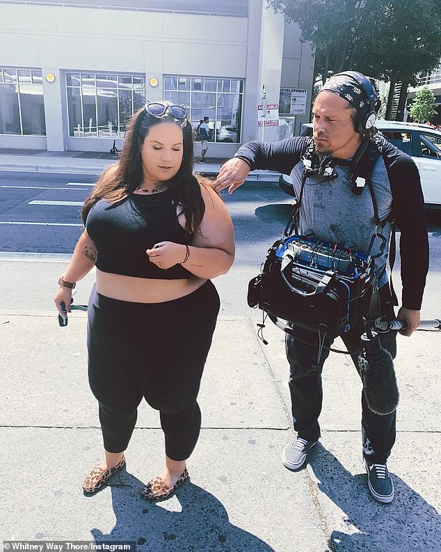 Действие!  Узнайте больше от соучредителя NoBS Active в восьмом сезоне My Big Fat Fab Life, премьера которого состоится 10 ноября на канале TLC (на фото в 2019 году)