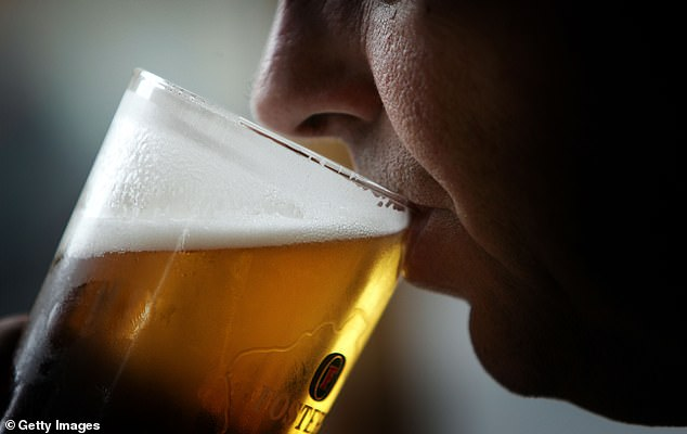 People who go out binge-drinking have to work their brains harder than normal in order to feel empathy for others in pain, according to a new study.Stock image