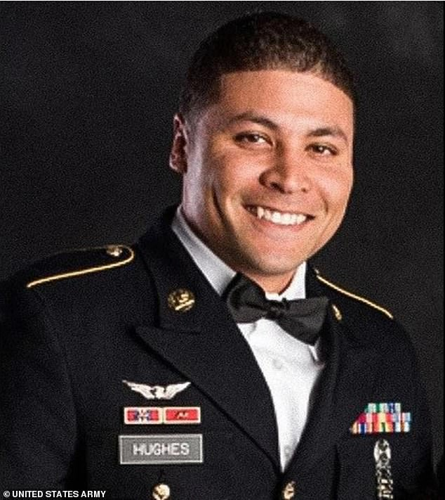 The death comes just one day after the 82nd Airborne Division announced the death of another paratrooper, Sgt. David Eugene Hughes, who passed away on Friday in a tragic motorcycle accident