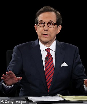 The president is also said to be angry that Chris Wallace, who is not as enthusiastic a supporter of his as other Fox hosts, is moderating his first debate