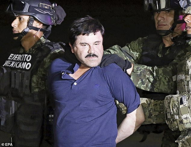 Joaquín 'El Chapo' Guzmán, co-founder of the Sinaloa Cartel, is currently serving a life sentence in the United States