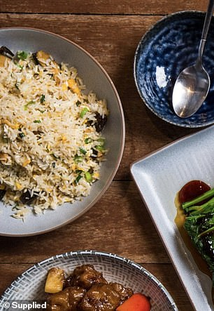 Chef's Gallery serves uptraditional Chinese food with a pan Asian twist